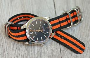 Rolex Milgauss schwarz 3
