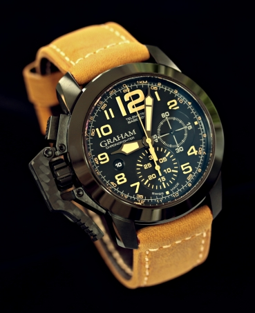 Graham Chronofighter Sahara 1