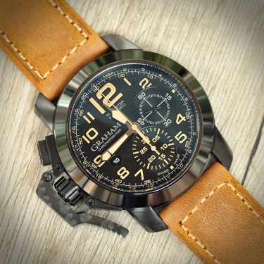 Graham Chronofighter Sahara 3