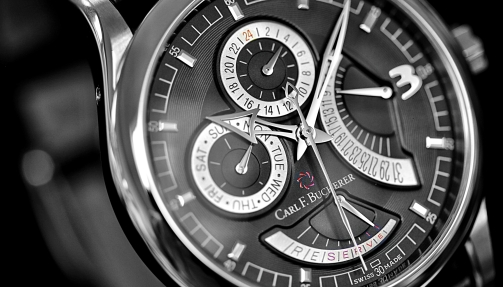 Bucherer Manero 6