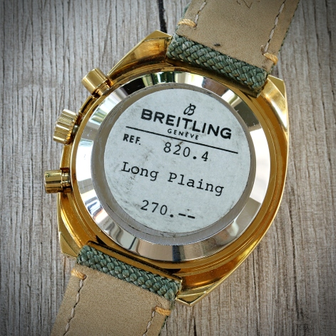 Breitling Long Playing 4