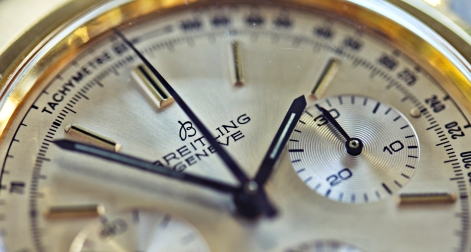 Breitling Long Playing 5
