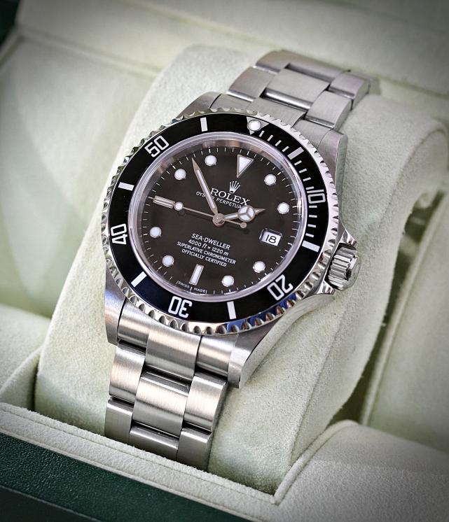 Rolex 16600 10