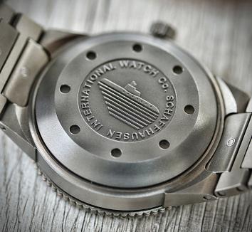 IWC Aquatimer 2000 GST Titan 6