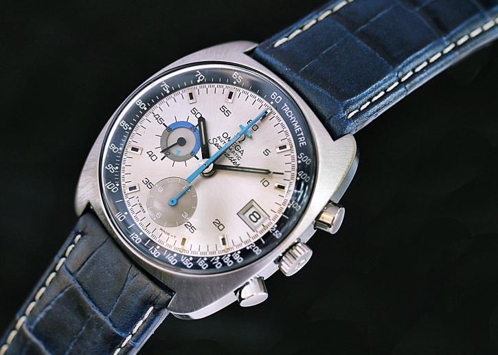 Omega Seamaster 1040 graublau2