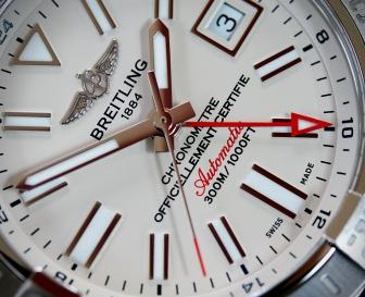 Breitling Avenger GMT 5