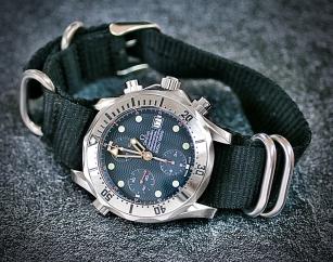 Omega Seamaster SMP Chrono 8
