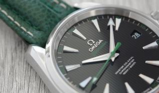 Omega Aqua Terra Golf 5