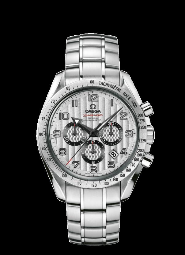 Omega Speedmaster BA weiß 11