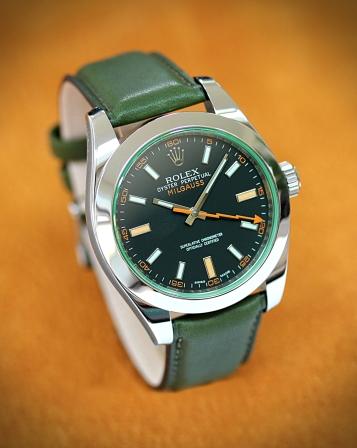 Rolex Milgauss 116400GV 2