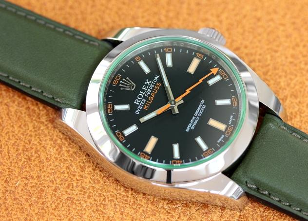 Rolex Milgauss 116400GV 3