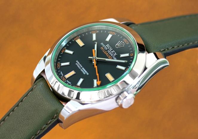 Rolex Milgauss 116400GV 5