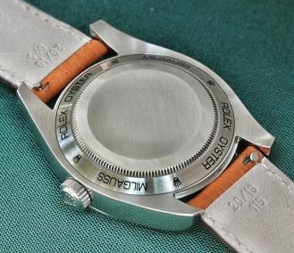 Rolex Milgauss 116400GV 7