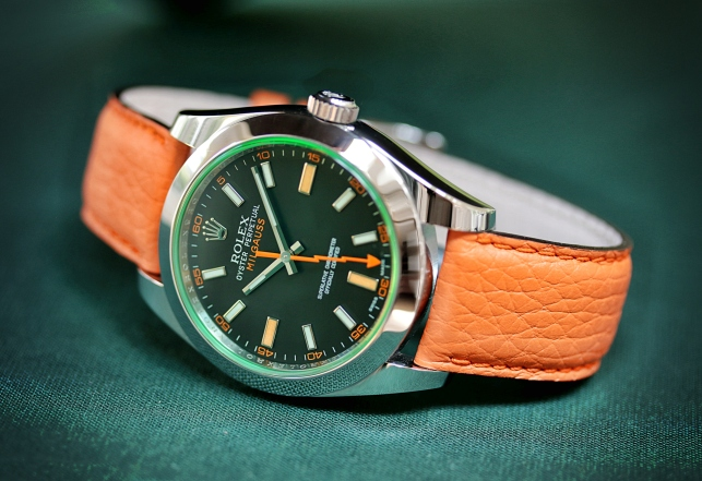 Rolex Milgauss 116400GV 8