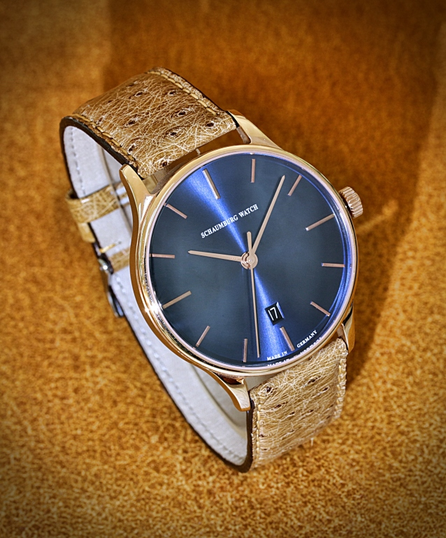 Schaumburg Watch Classico 2
