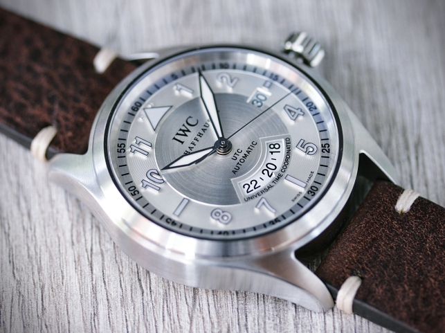 IWC Flieger UTC 4