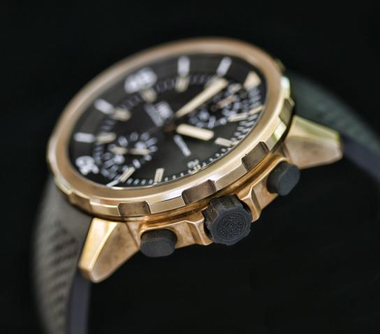 IWC Aquatimer Bronze 4