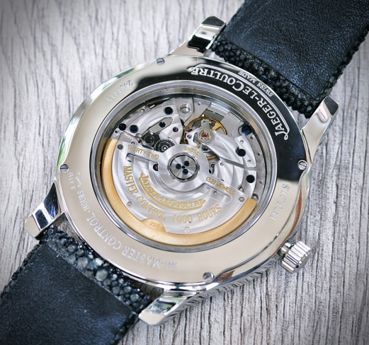 Jaeger-LeCoultre Master Control date 5