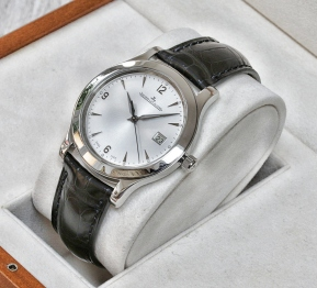 Jaeger-LeCoultre Master Control date 7