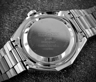 Breitling Chronomat Quartz 5