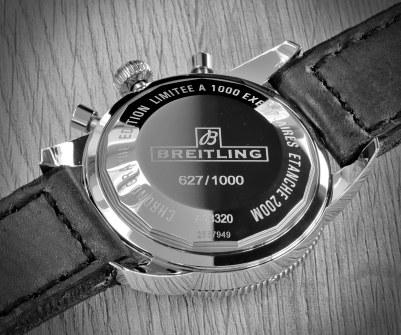 Breitling Superocean Heritage 46 green 4