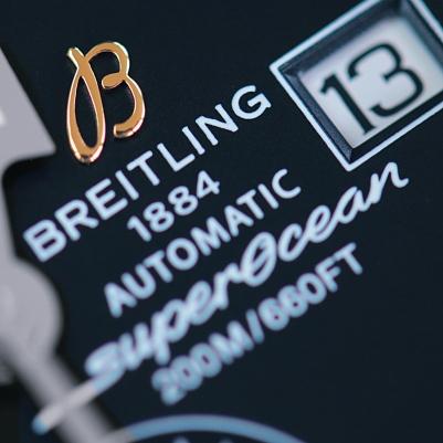 Breitling Superocean Heritage 46 green 6