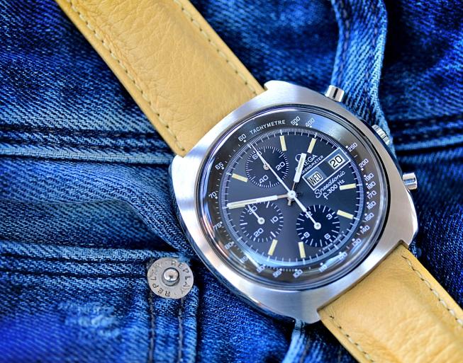 Omega Speedsonic f300 2