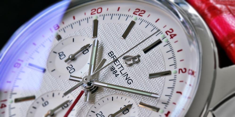 Breitling Transocean GMT 6