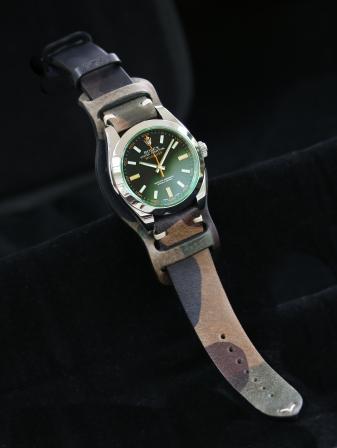 Rolex Milgauss schwarz 20