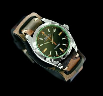 Rolex Milgauss schwarz 21