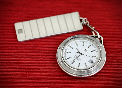 Omega Constellation Goelette 2