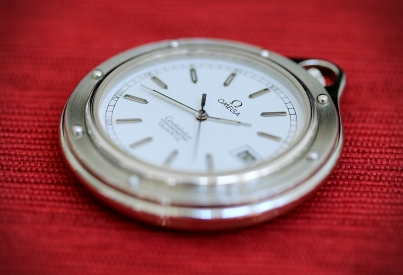 Omega Constellation Goelette 4