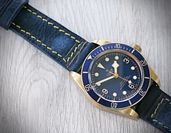 Tudor Black Bay Bucherer 15