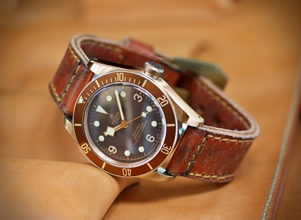 Tudor Black Bay Bronze 79250BM 7