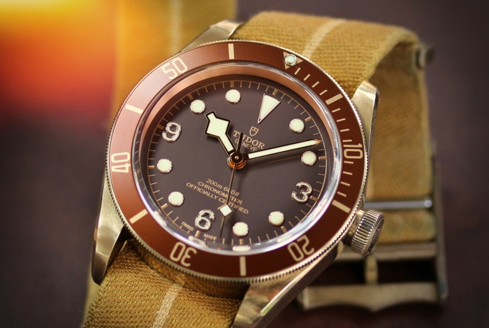Tudor Black Bay Bronze 79250BM 8