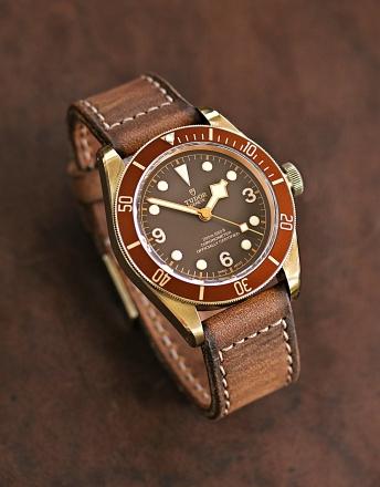 Tudor Black Bay Bronze 79250BM 10
