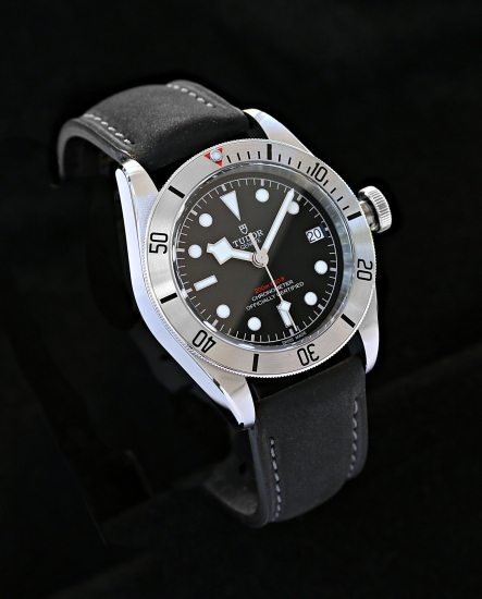 Tudor Black Bay Steel 1
