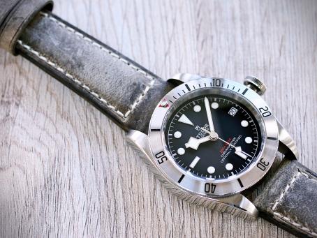 Tudor Black Bay Steel 7