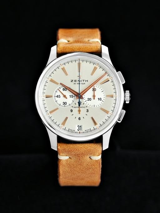 Zenith Captain Chrono 3