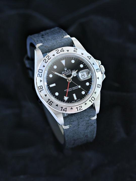 Rolex Explorer 16750 BD 1