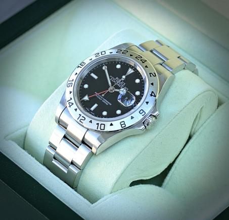 Rolex Explorer 16750 BD 11