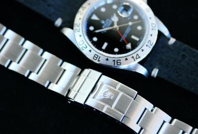 Rolex Explorer 16750 BD 8