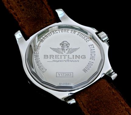 Breitling Superocean Vulcano Black 8