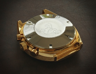 Omega Speedmaster Mark II gold 4