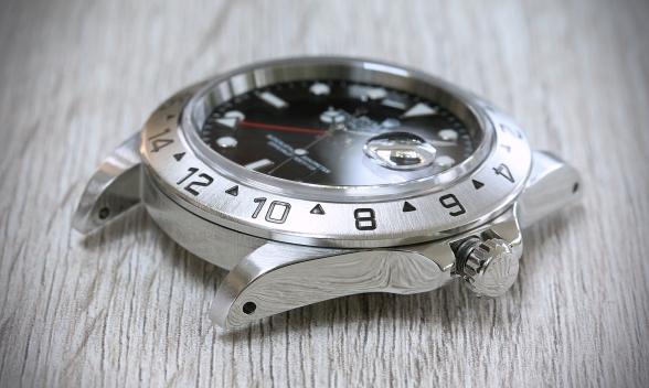 Rolex Explorer 16750 BD 22