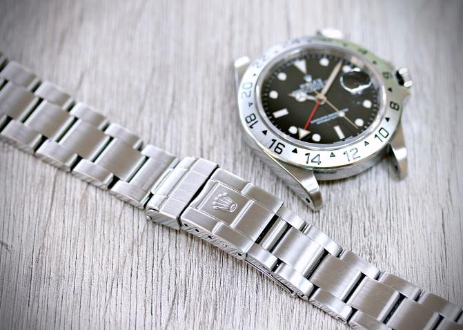 Rolex Explorer 16750 BD 25