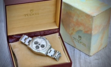 Tudor Oysterdate 79180 weiß 15