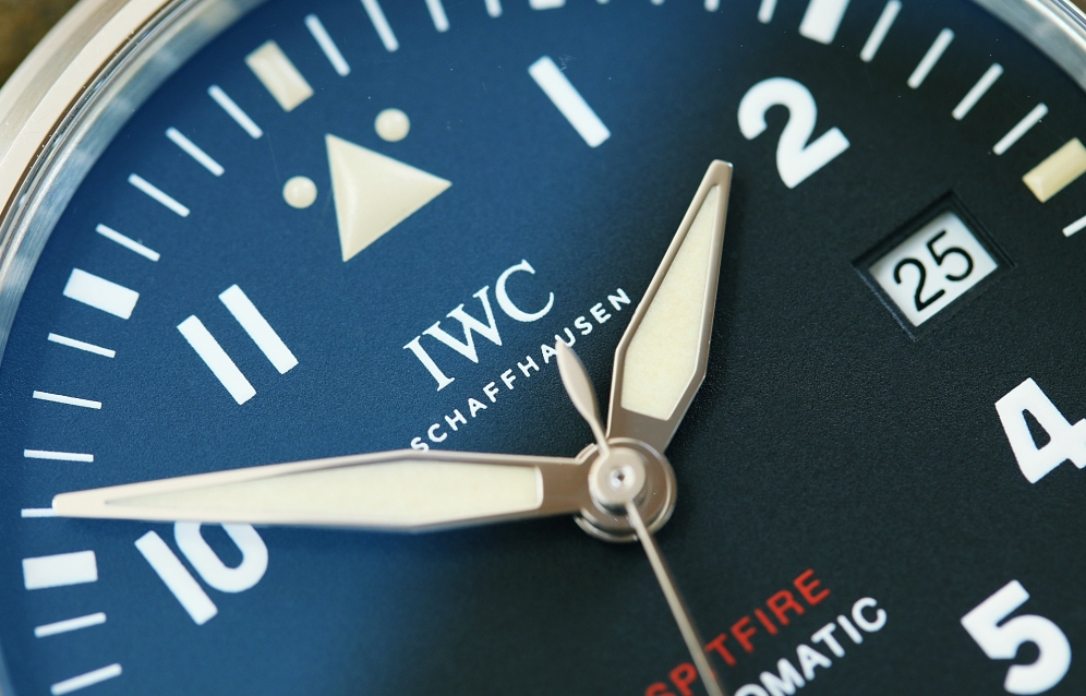 IWC Pilot Spitfire NATO 3