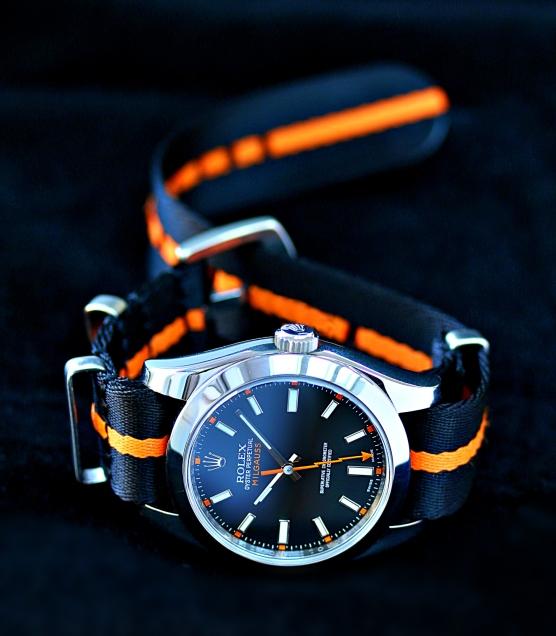 Rolex Milgauss BD GB 6