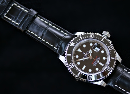 Rolex Sea-Dweller 126600 Single red 3